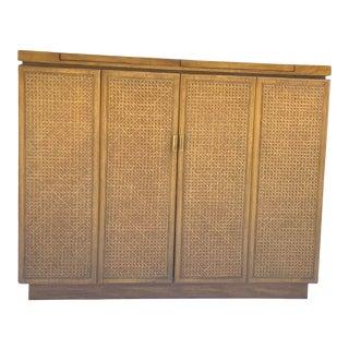 1970s Drexel Dry Bar / Server For Sale