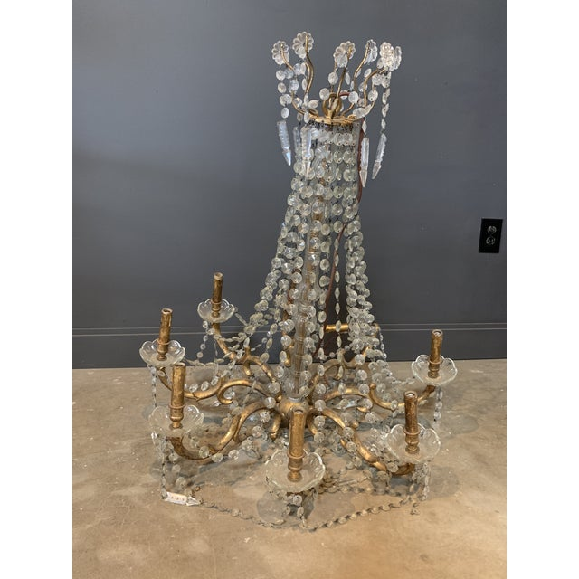 Fontainebleau Chandelier For Sale - Image 4 of 5