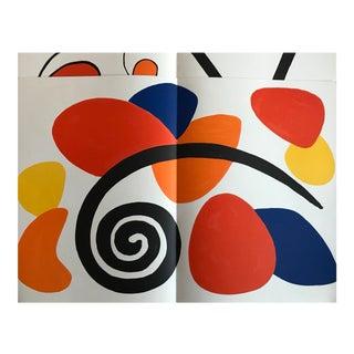 Alexander Calder Derriere Le Miroir, Complete Issue 1968 Rare For Sale