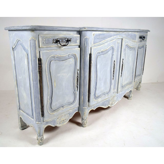 French Louis XV Sideboard - Image 3 of 11