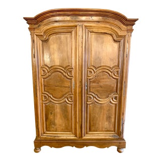 French Regency Period Armoire For Sale