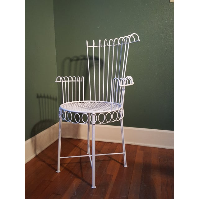 Iron Armchairs by Mathieu Mategot Model Cap d'Ail - A Pair - Image 8 of 11