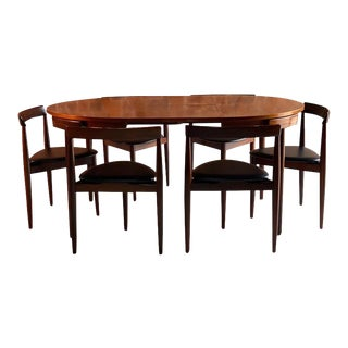 Hans Olsen Frem Rojle Dinette Set - 7 Pieces For Sale