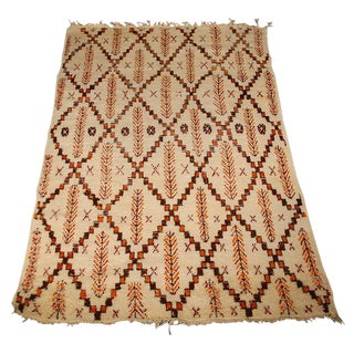 Moroccan Berber Pile Rug For Sale
