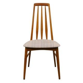 Late 20th Century Vintage Koefoeds Mølbelfabrik Danish Dining Chair For Sale