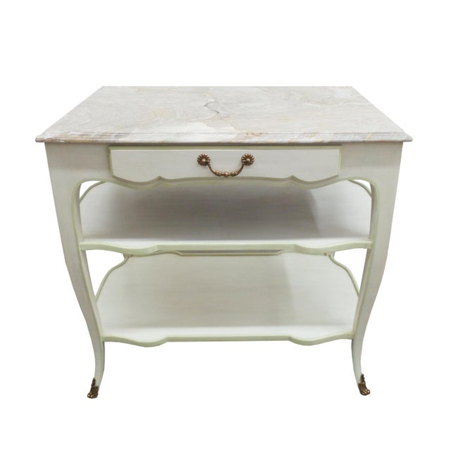 Astor Side Table For Sale In New York - Image 6 of 7