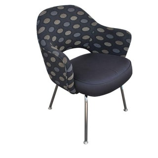 Set of Six Mid-Century Modern Eero Saarinen Executive Armchairs for Knoll Preview