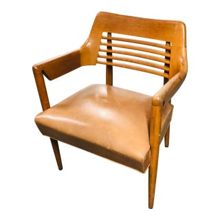 Mid Century Modern Arm Chair For Sale