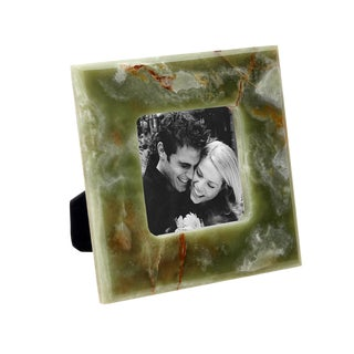 Green Marble Frame