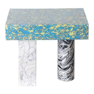 Tom Dixon Swirl Low Side Table For Sale