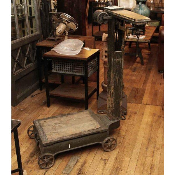 Antique Fairbanks Platform Scale - Image 8 of 9