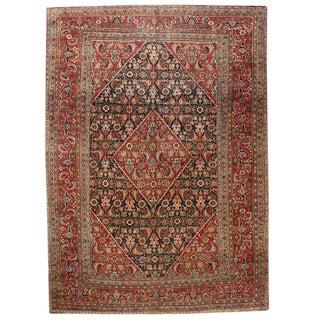 Antique Persian Khorasson Carpet