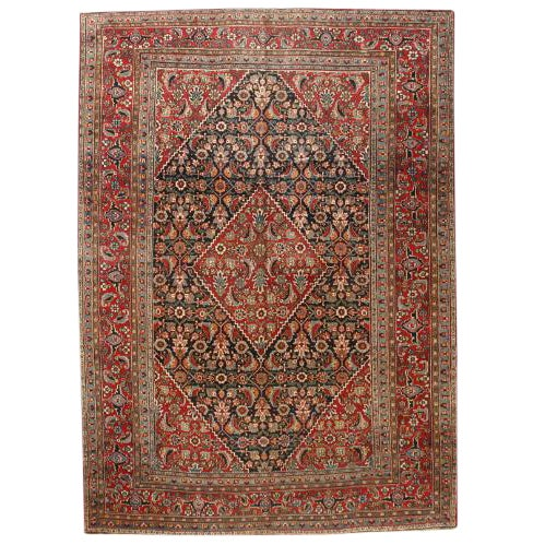 Antique Persian Khorasson Carpet For Sale