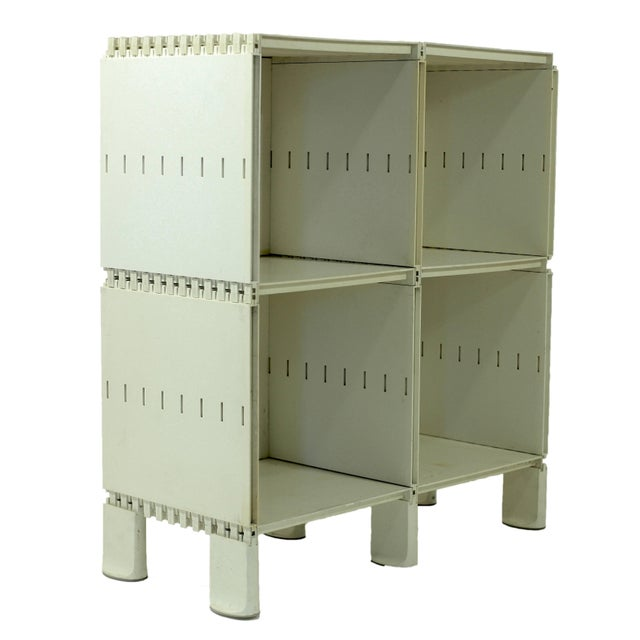 Mid-Century Modern Glifo Shelving System by Enzo Mari for Gavina For Sale - Image 3 of 3