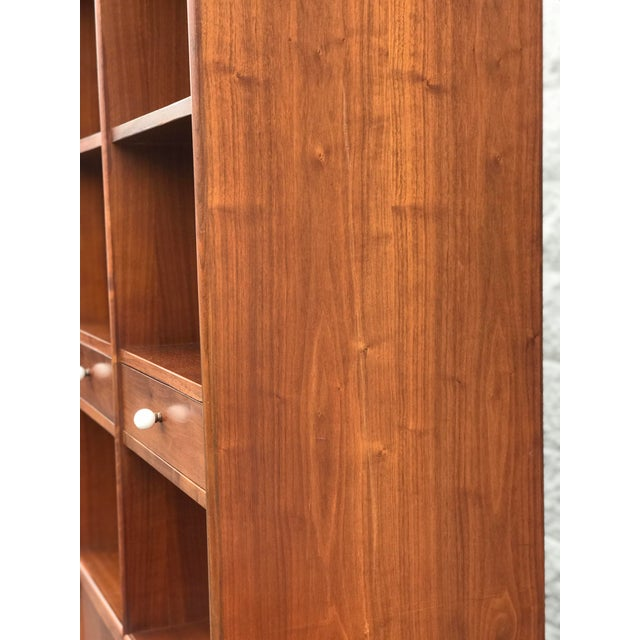 Mid Century Modern Drexel Declaration Wall Unit For Sale - Image 12 of 13