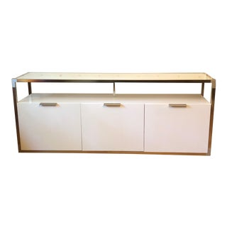 Ligne Roset Lacquered Sideboard For Sale