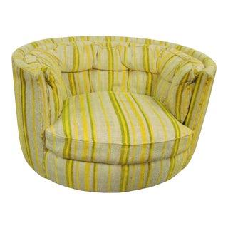 Flair Inc Mid Century Modern Club Chair For Sale
