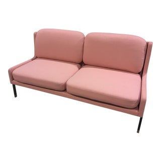 Yabu Pushelberg Stellar Works Blink Pink Sofa