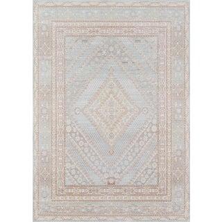 Momeni Isabella Ranbir Blue 2' X 3' Area Rug For Sale