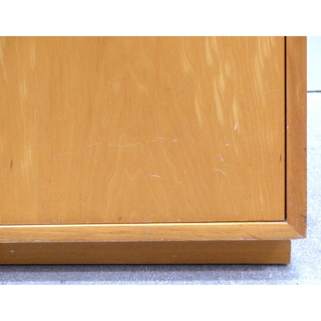 Mid-Century Maple Dresser or Cabinets by Jack Cartwright for Founders Furniture - Image 4 of 10