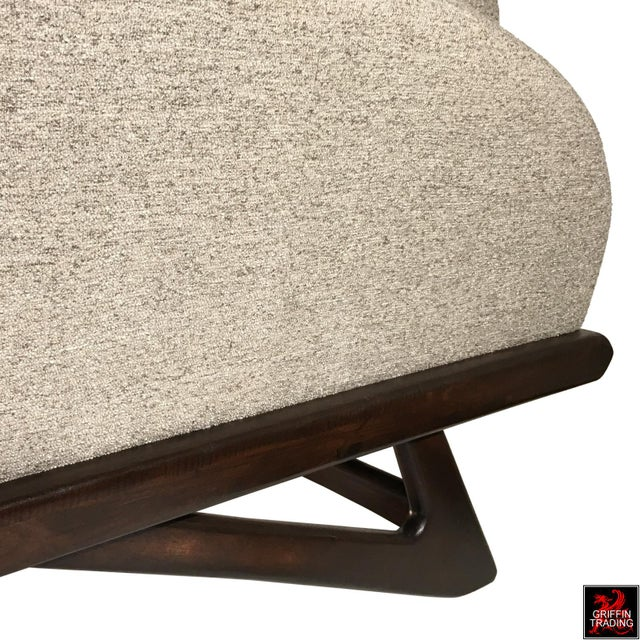 Adrian Pearsall Sofa by Craft Associates For Sale - Image 11 of 13