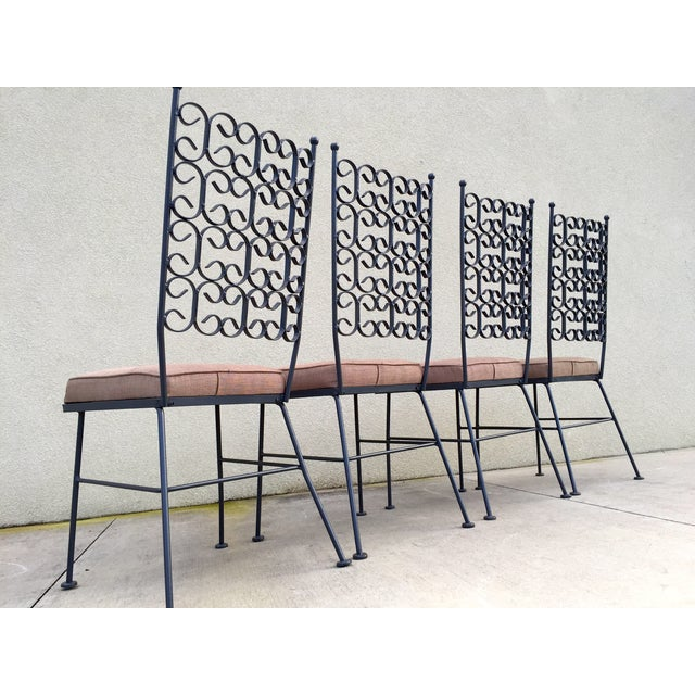 Arthur Umanoff Patio Dining Set For Sale - Image 7 of 11