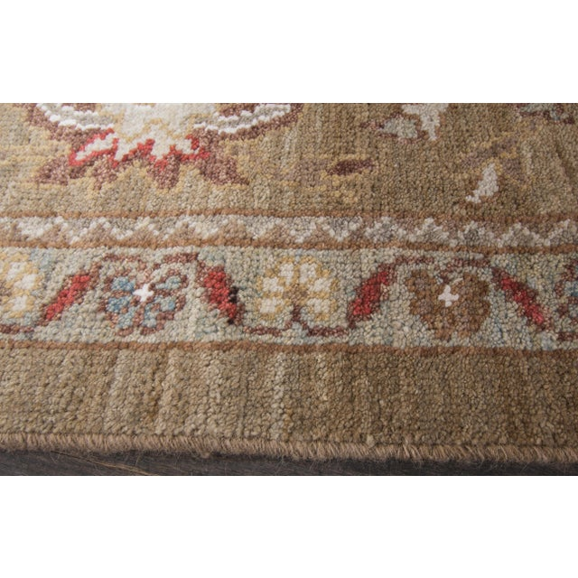 "Persian Sultanabad Rug - 6'4"" x 16'5"" - Image 5 of 10"