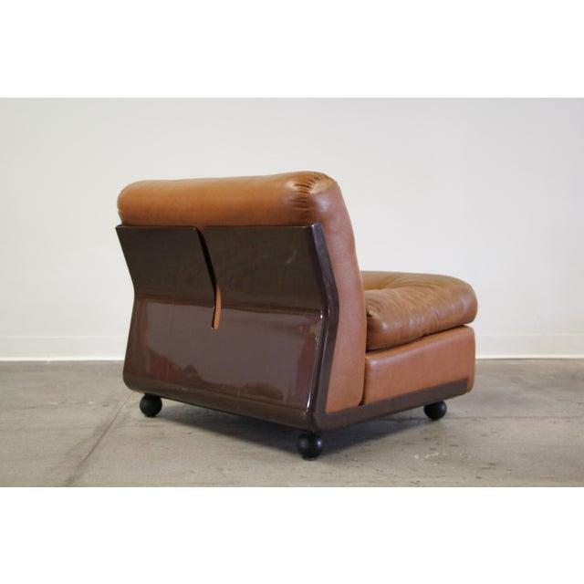 Fiberglass 1970s Vintage Mario Bellini Amanta Modular Sofa For Sale - Image 7 of 13