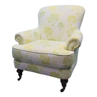 Huntington House Regency Style Lounge Chair For Sale