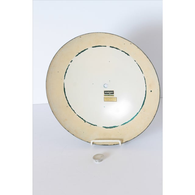 "Anodized Aluminum ""Mooncrest"" Machine Age Sight Light By Corcoran For Smith Metal Arts For Sale - Image 9 of 10"