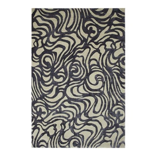 """Flow"" Rug by Emma Gardner For Sale"
