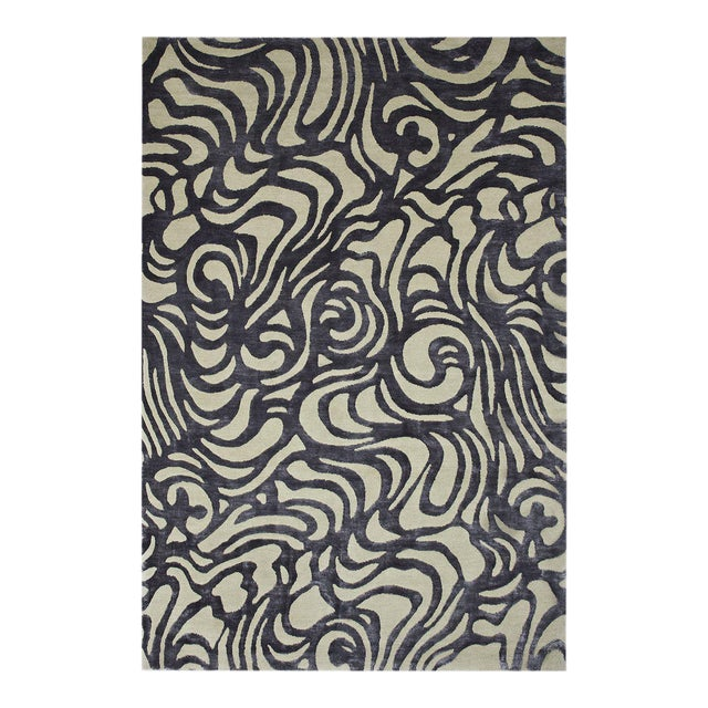 """Flow"" Rug by Emma Gardner - Image 1 of 5"