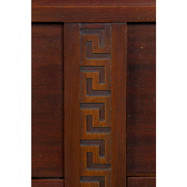 James Mont Style Chinoiserie Wood Dresser For Sale In New York - Image 6 of 11
