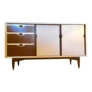 1960s Vintage Mainline by Hooker Credenza For Sale