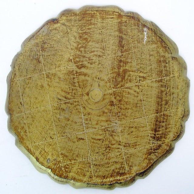 Florentine Wood Tray - Image 6 of 6