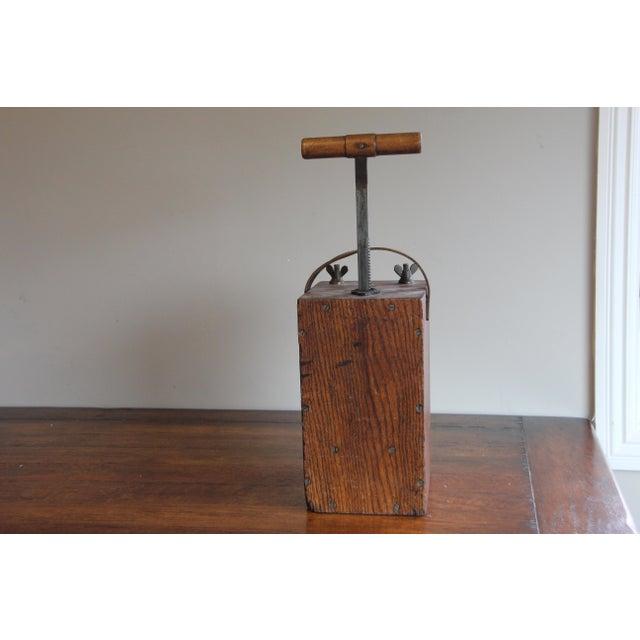 Metal Vintage Dynamite Detonator For Sale - Image 7 of 11