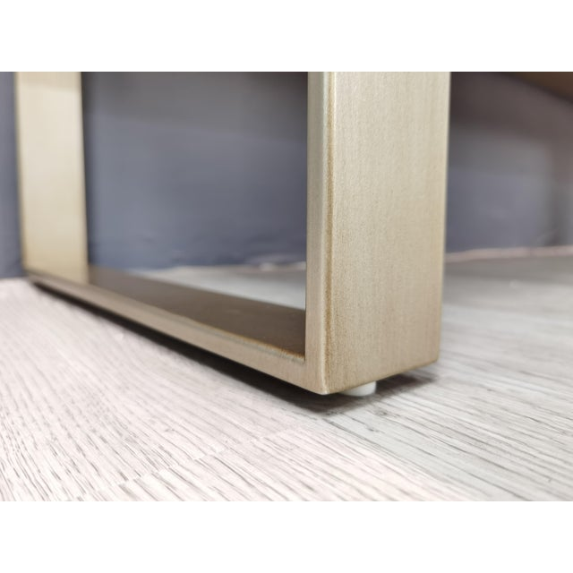 Metal Paxton Console Server For Sale - Image 7 of 9