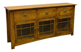Image of Mission Credenzas and Sideboards