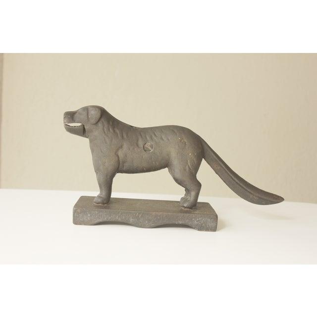 Vintage Cast Iron Dog Nuckcracker - Image 3 of 4
