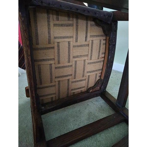 Wood Limbert Limbert #8074 Rocking Chair For Sale - Image 7 of 9