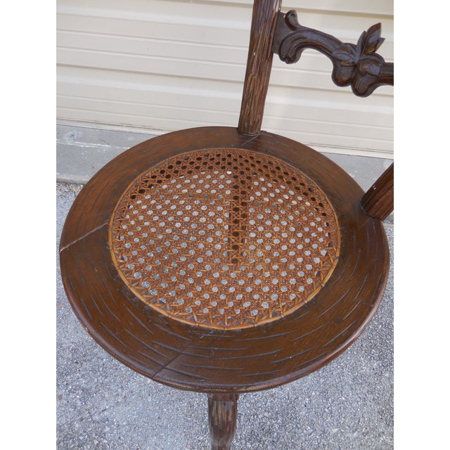 Black Forest Child's Chair - Image 5 of 6
