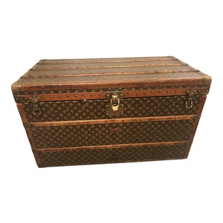 Louis Vouitton Steamer Trunk