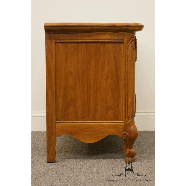 """Lexington Furniture Chateau Latour Collection French Country 30"""" Nightstand For Sale - Image 9 of 13"""