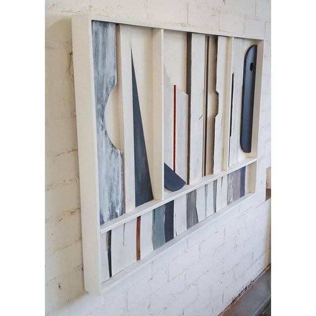 Paul Marra Wall Sculpture Frieze Panel by Paul Marra For Sale - Image 4 of 8