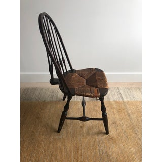 Late 18th Century Windsor Rush Seat Chair Preview