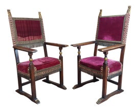 Image of Spanish Side Chairs