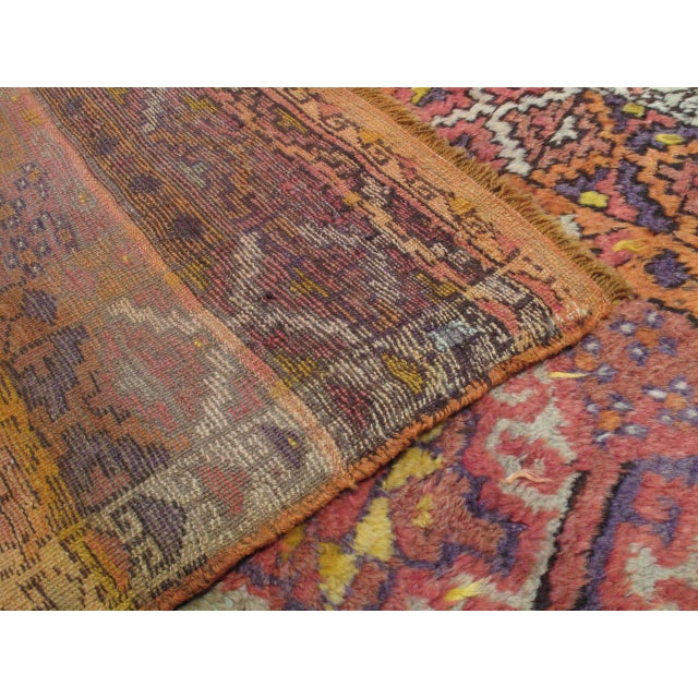 Herki Long Rug For Sale In New York - Image 6 of 7
