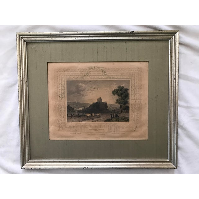 Antique Framed Prints by William Tombleson - Set of 4 - Image 9 of 11