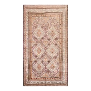 """Antique Chinese Khotan Rug 9'4"""" X 17'2"""" For Sale"""