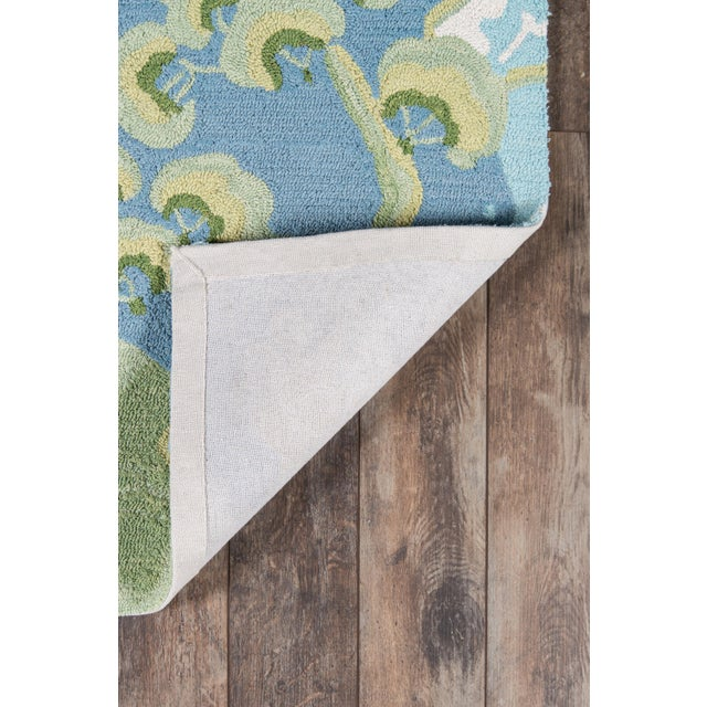 Madcap Cottage Embrace Blue Area Rug 5' X 8' For Sale In Atlanta - Image 6 of 8